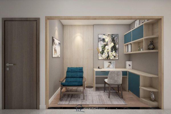 thiết kế thi công nội thất Landmark 81
