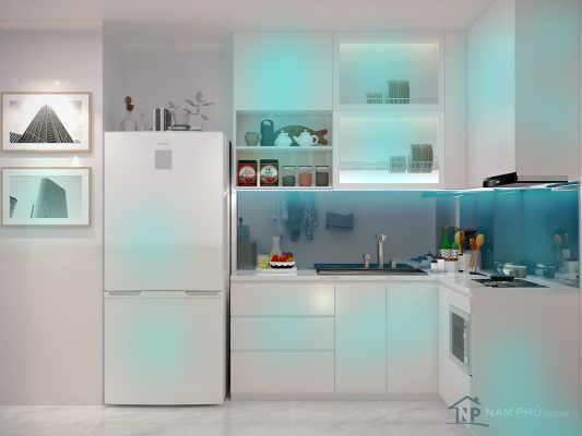 Mẫu thiết kế nội thất phong cách tối giản