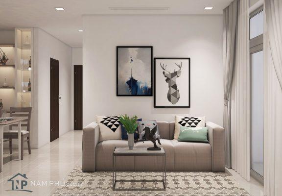 thiết kế nội thất vinhome