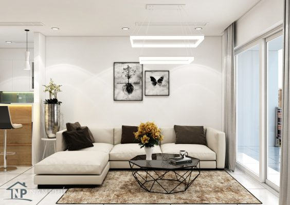 thiết kế nội thất vinhome quận 9