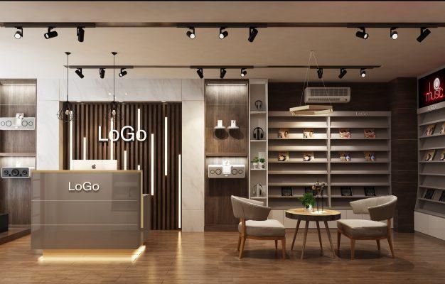 thiết kế thi công nội thất shophouse
